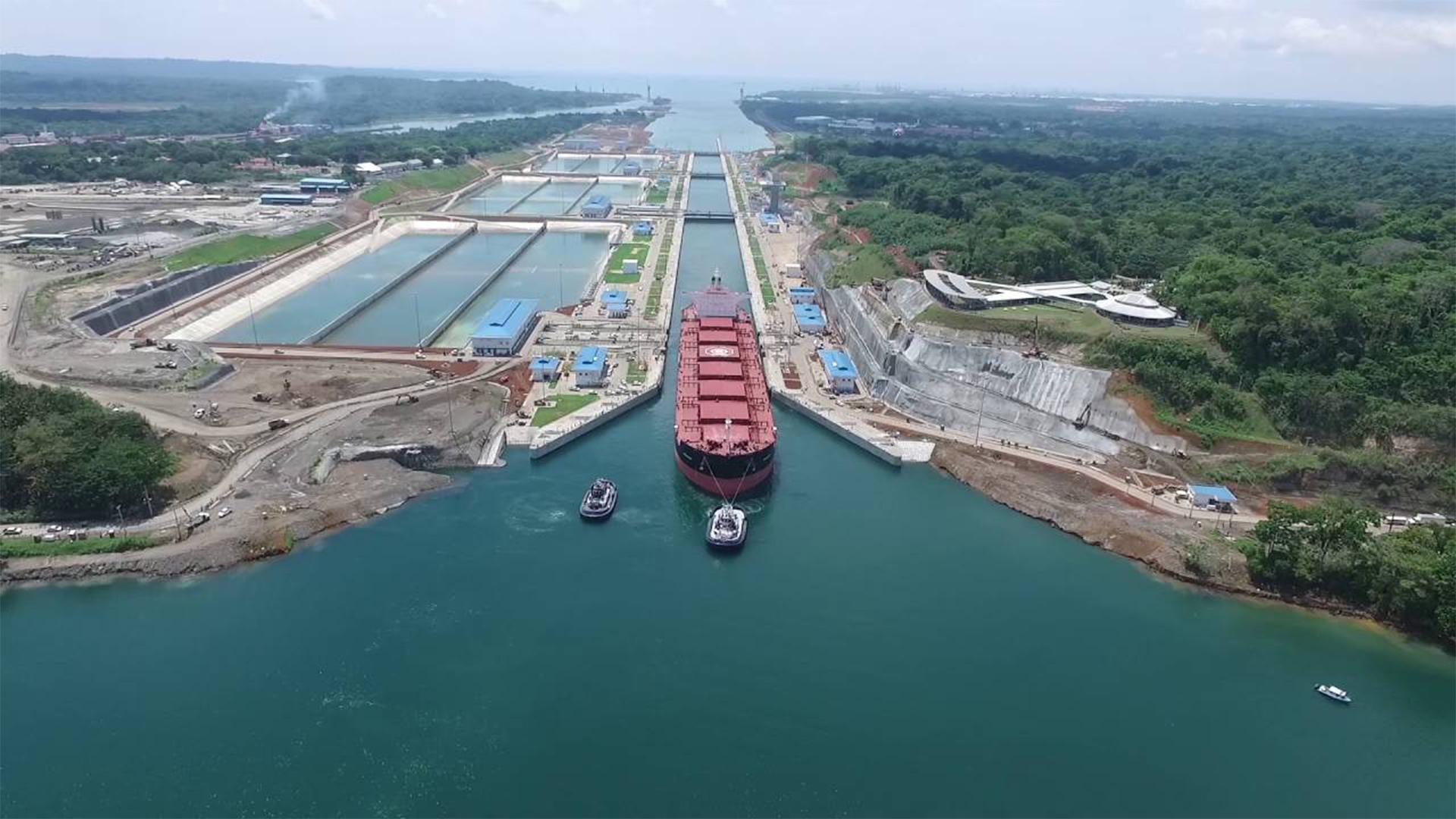 Canal Interoceánico de Panamá